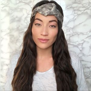 Accessories - Snake print Headband